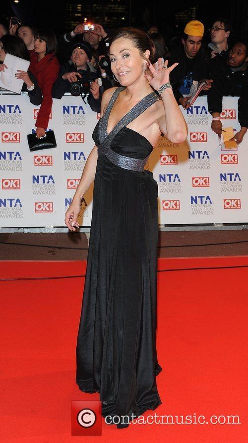 Amanda Donohoe National Television Awards held at the...