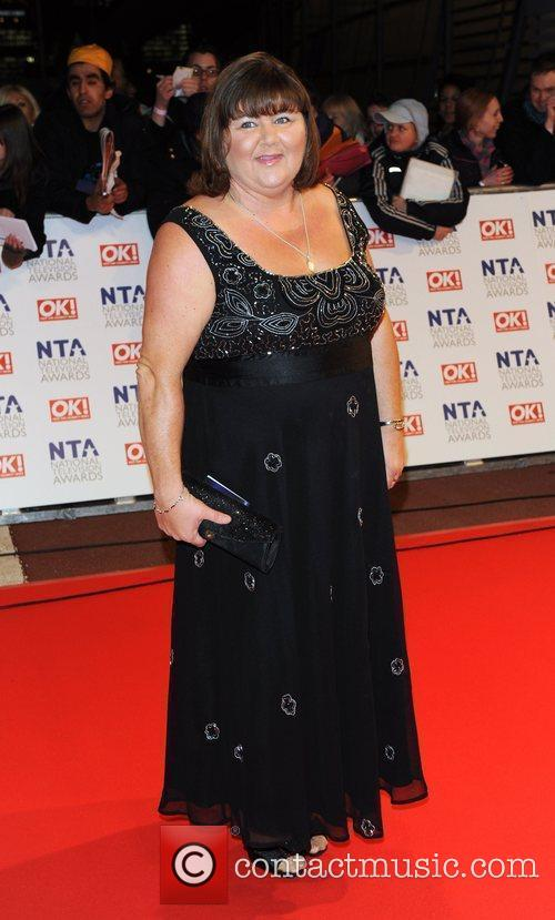 Cheryl Fergison National Television Awards held at the...