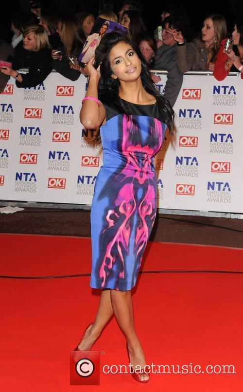 Connie Huq National Television Awards held at the...