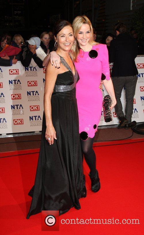 Amanda Donohoe and Alice Coulthard The National TV...