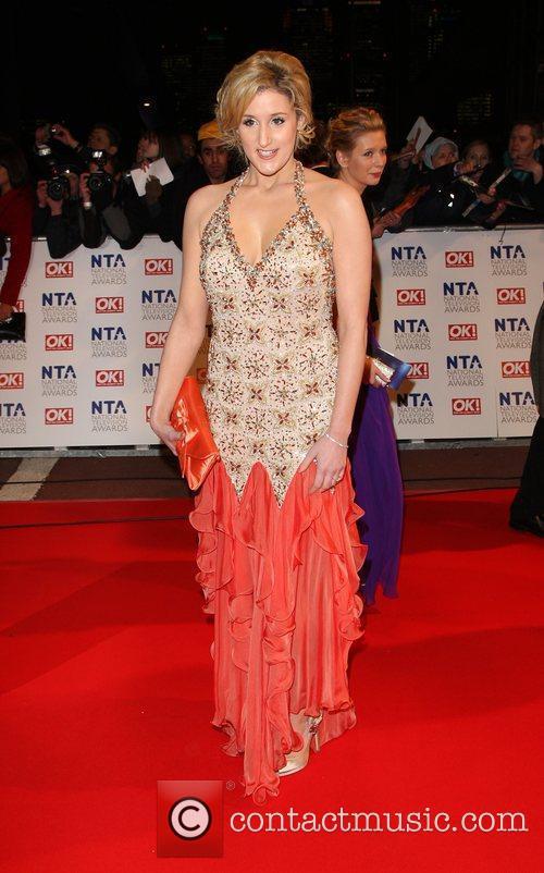 Bronagh Waugh The National TV awards 2010 (NTA's)...