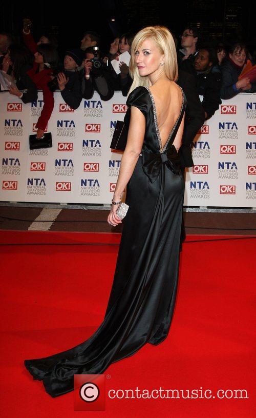 Katherine Kelly The National TV awards 2010 (NTA's)...