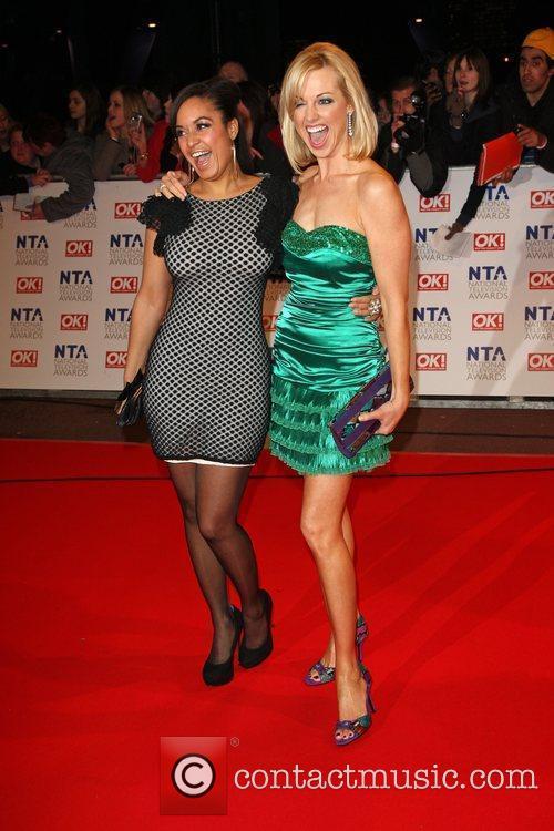 Rhea Bailey The National TV awards 2010 (NTA's)...