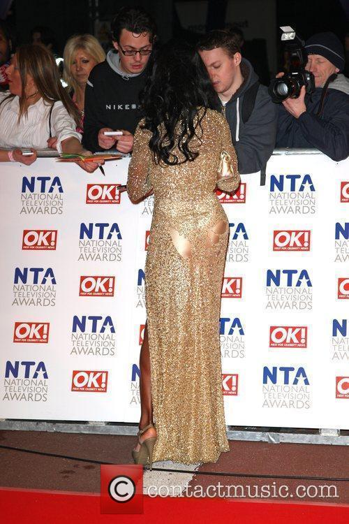 Sinitta The National TV awards 2010 (NTA's) held...