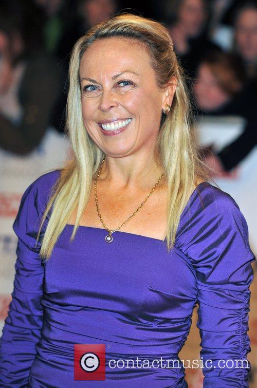 Jane Torvil National Television Awards held at the...