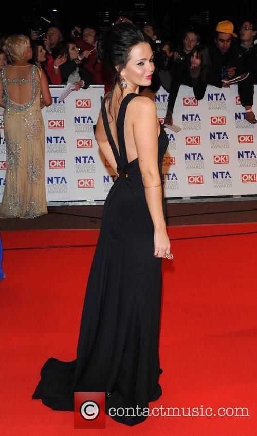 Jennifer Metcalfe National Television Awards held at the...