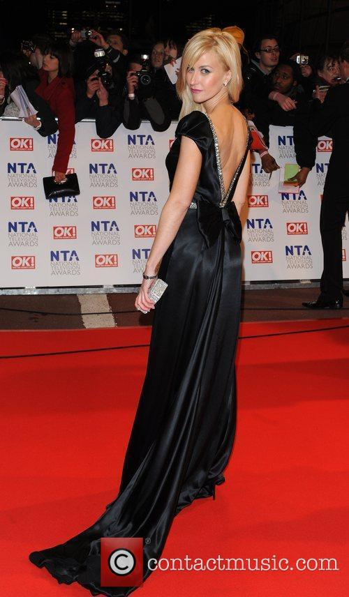 Katherine Kelly National Television Awards held at the...