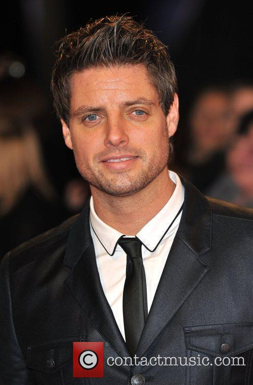 Keith Duffy National Television Awards held at the...
