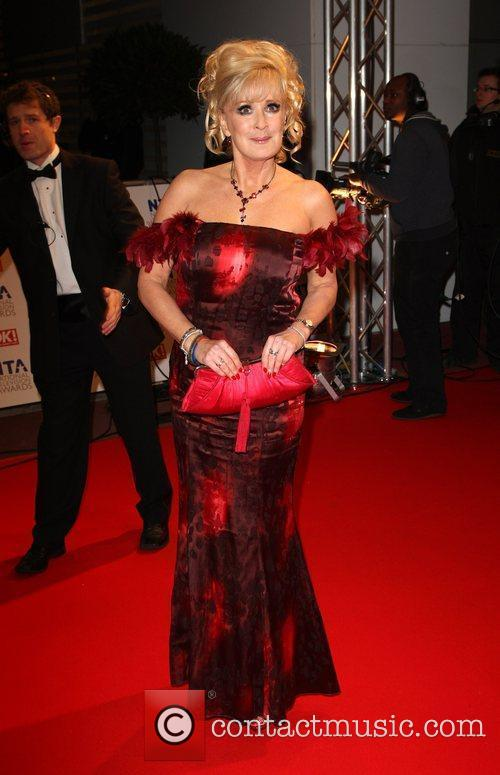 Beverley Callard The National TV awards 2010 (NTA's)...