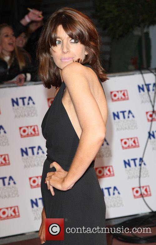 Claudia Winkleman The National TV awards 2010 (NTA's)...