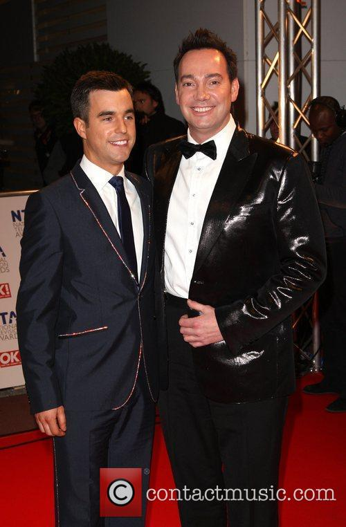 Craig Revel Horwood The National TV awards 2010...