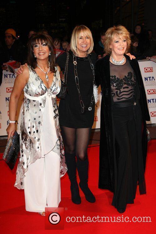 Jane McDonald, Carol McGiffin and Sherrie Hewson...