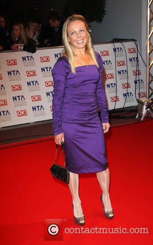 Jane Torvil The National TV awards 2010 (NTA's)...
