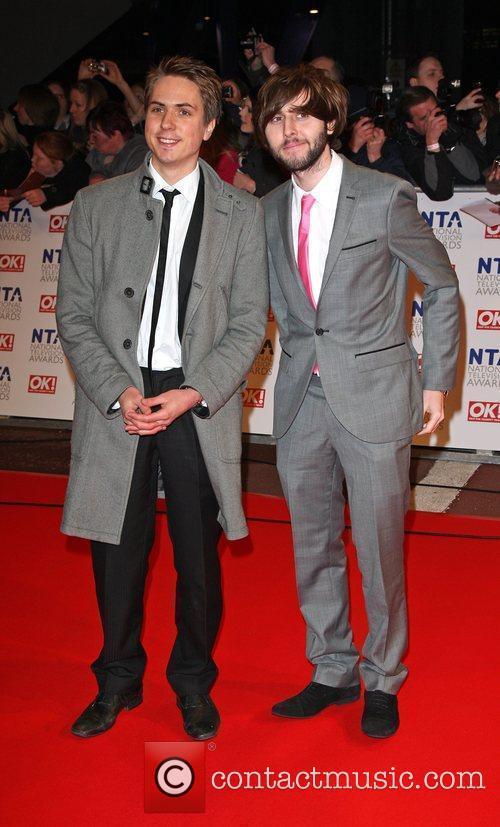 Joe Thomas and James Buckley The National TV...
