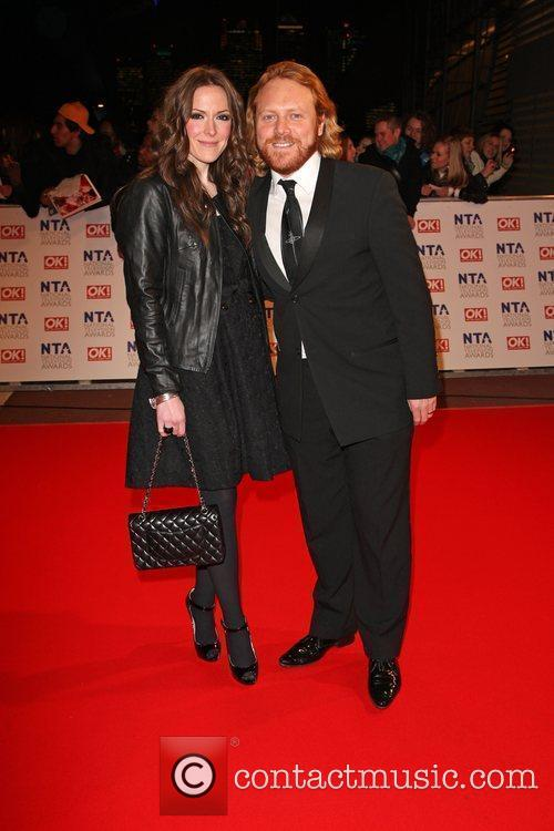 Leigh Francis and guest The National TV awards...