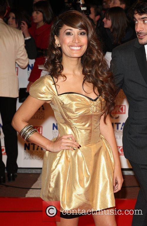 Preeya Kalidas The National TV awards 2010 (NTA's)...