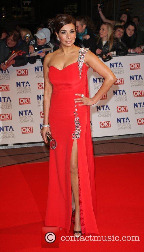 Shobna Gulati The National TV awards 2010 (NTA's)...