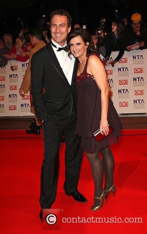 Sian Reeves The National TV awards 2010 (NTA's)...