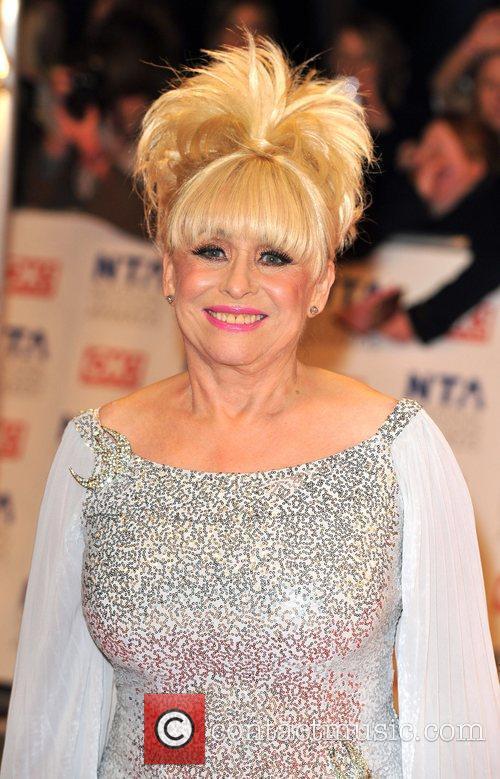 Barbara Windsor National Television Awards held at the...