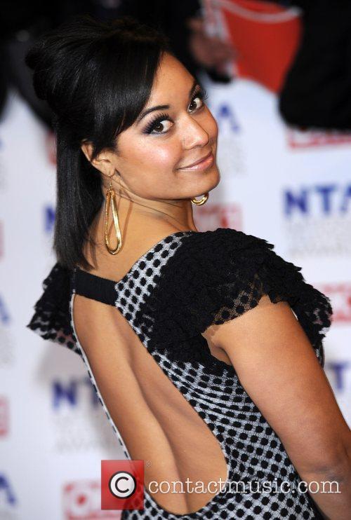 Mel Ryder The National TV awards 2010 (NTA's)...