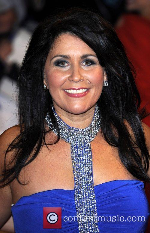 Zoe Tyler The National TV awards 2010 (NTA's)...