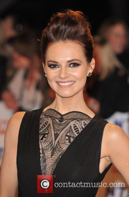 Kara Tointon National Television Awards held at the...