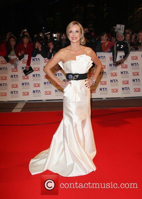 Amanda Holden The National Television Awards held at...