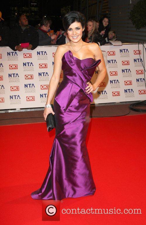 Kym Marsh The National Television Awards held at...