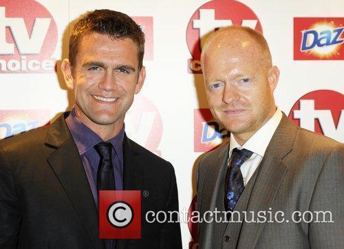 Scott Maskell and Jake Wood  TV Choice...