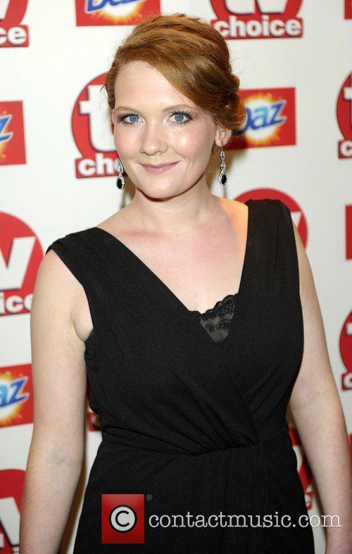 Jennie McAlpine TV Choice Awards 2010 at The...