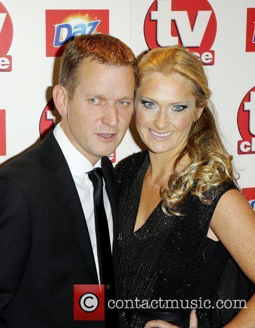 Jeremy Kyle and Carla Germaine TV Choice Awards...