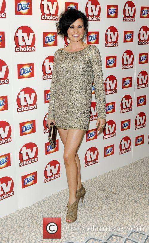 Lucy Pargeter TV Choice Awards 2010 at The...
