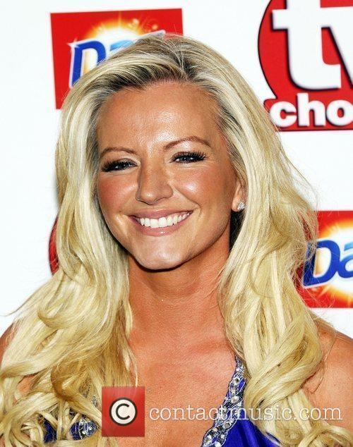 Michelle Mone TV Choice Awards 2010 at The...