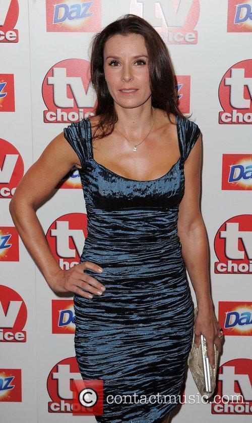 Tana Ramsay,  TV Choice Awards 2010 at...