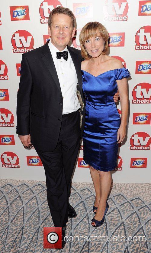 Bill Turnbull and Sian Williams,  TV Choice...
