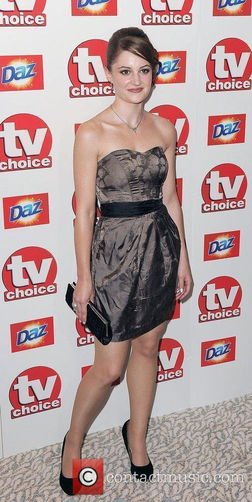 Paula Lane,  TV Choice Awards 2010 at...