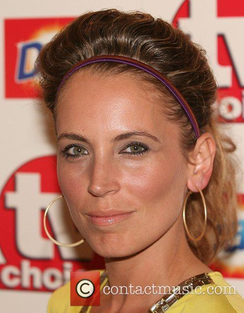 Jasmine Harman,  TV Choice Awards 2010 at...