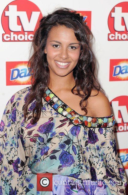 Holly Quin Ankrah,  TV Choice Awards 2010...