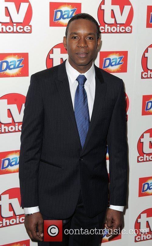 Will Johnson,  TV Choice Awards 2010 at...
