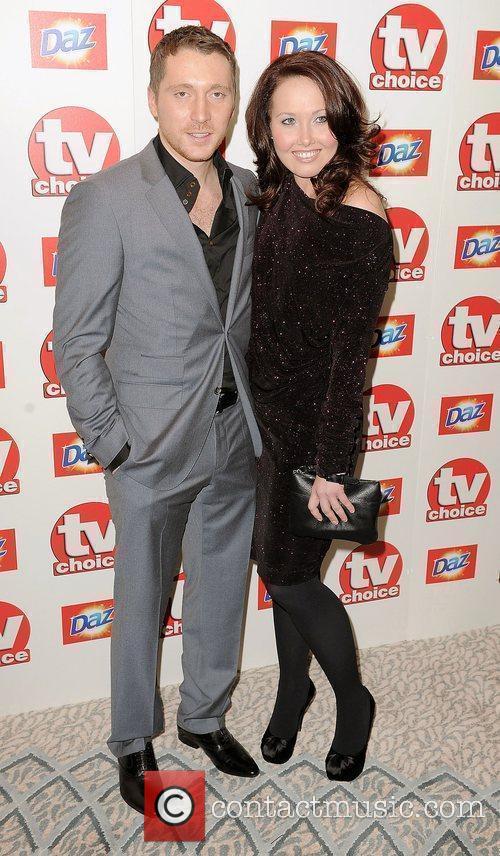 Ben Batt and Rebecca Atkinson,  TV Choice...