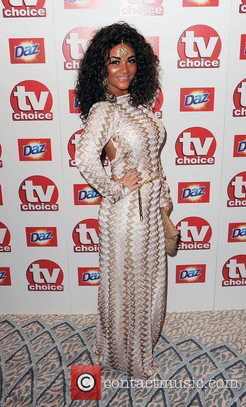 Chelsee,  TV Choice Awards 2010 at The...