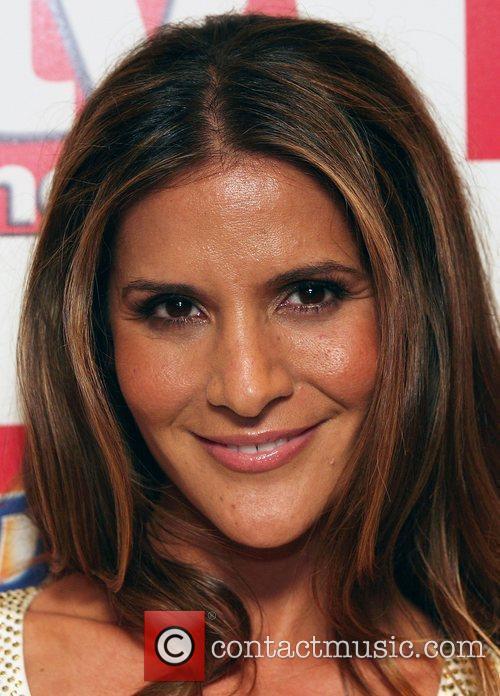Amanda Bryan,  TV Choice Awards 2010 at...