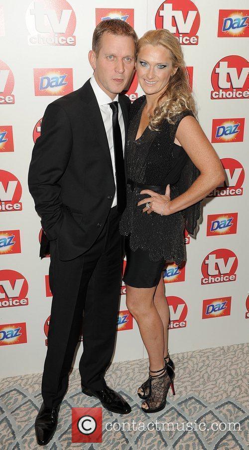 Jeremy Kyle,  TV Choice Awards 2010 at...