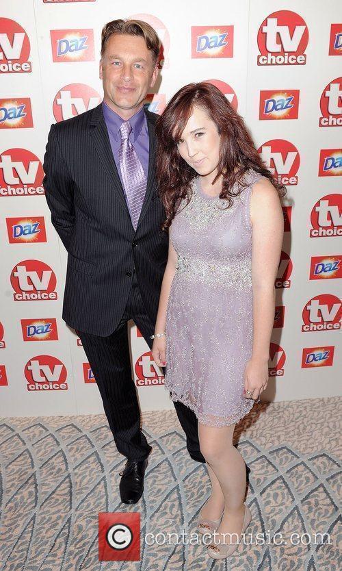 Chris Packham,  TV Choice Awards 2010 at...
