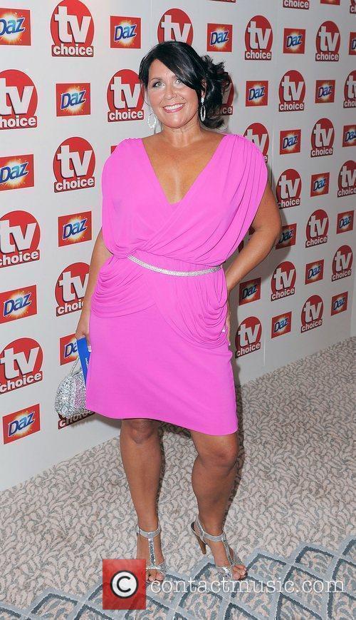 Zoe Tyler,  TV Choice Awards 2010 at...