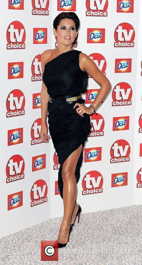 Danielle Bux,  TV Choice Awards 2010 at...
