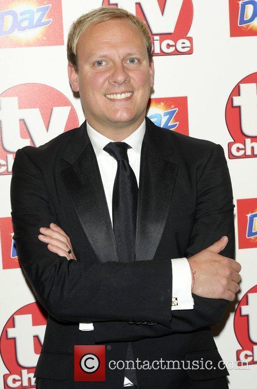 Antony Cotton TV Choice Awards 2010 at The...