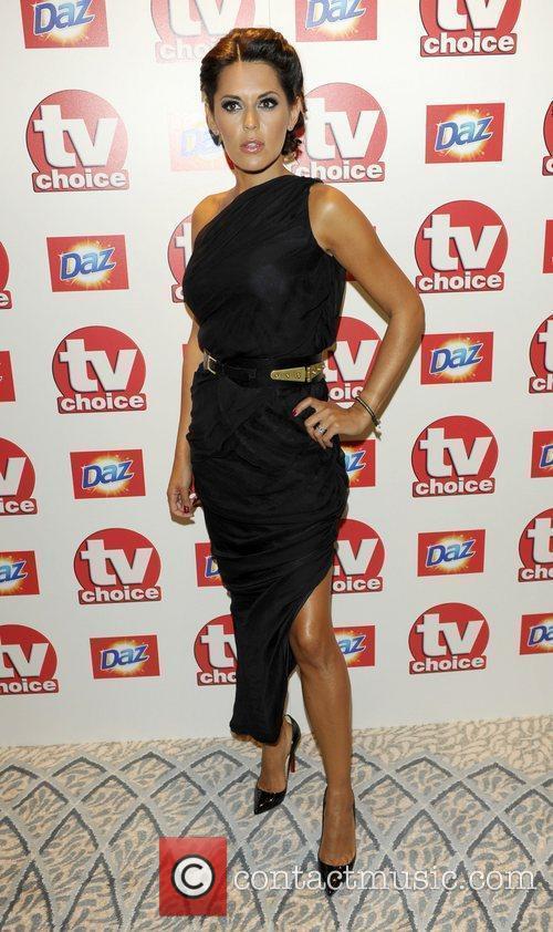 Danielle Lineker TV Choice Awards 2010 at The...