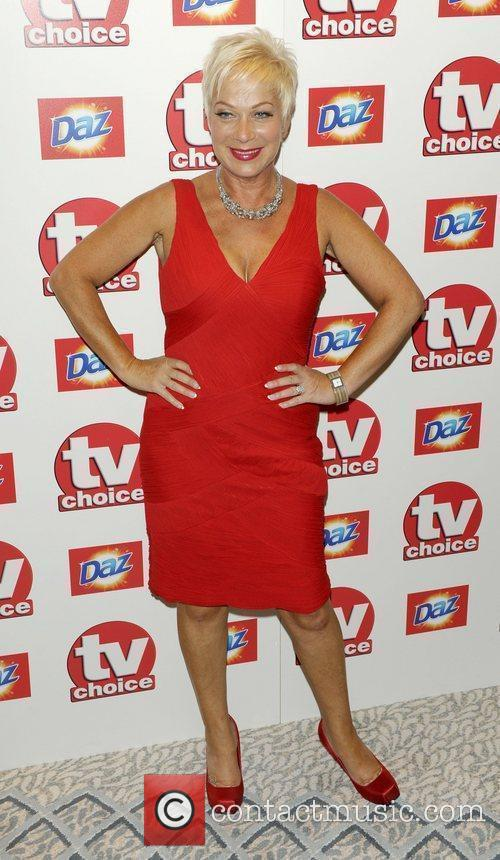 Denise Welch TV Choice Awards 2010 at The...