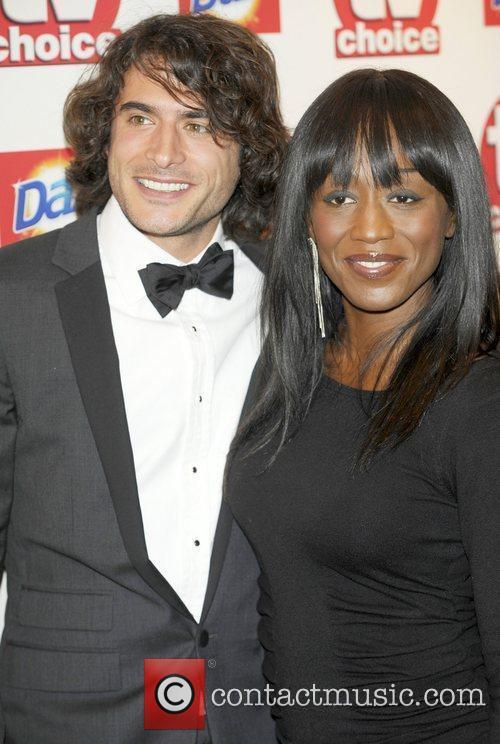 Marc Elliott & Dianne Parish TV Choice Awards...